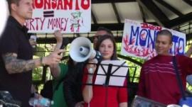14-Year Old Activist Challenges TV Host Over GMOs