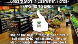 Employee Hired to Keep GMOs Off Shelves