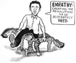 The Essence Of Human Nature Is Empathy