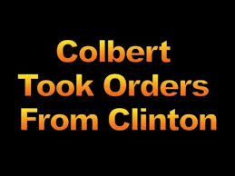Colbert Took Orders From Clinton, 1619