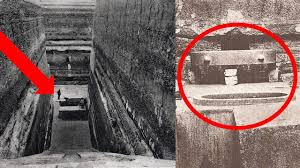 Ancient Egyptian Pyramid Cover Up