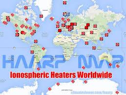 Ionospheric Heaters - How HAARP really works