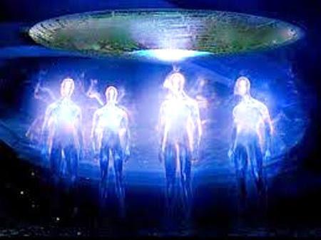 light-beings
