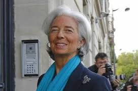 Christine Lagarde-fraud
