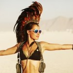 BurningManWomanHeaddress
