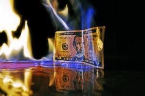 Flickr-Burning-Dollar-Mike-Poresky-300x199.jpg