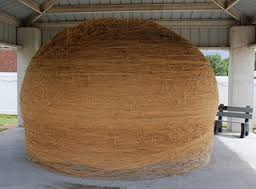 Tattered Ball of Twine