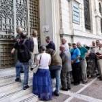 greek bank refusal