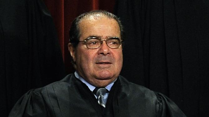 U.S. Supreme Court group portrait session, Washington D.C, America - 08 Oct 2010