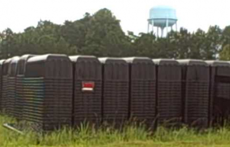 FEMA CDC coffins stored in Madison, Georgia