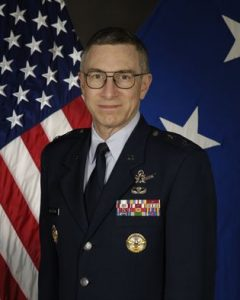 Major General William N. McCasland (USAF, ret.)