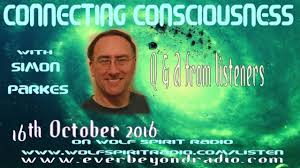 Oct 16 2016 Simon Parkes Q&A with Wolf Spirit Radio