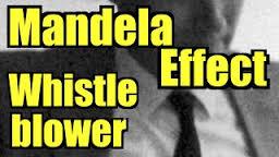 Scientist Blows Whistle on Mandela Effect