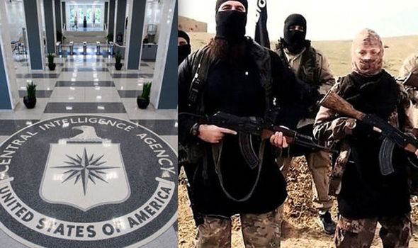 Ulian Assange says CIA funding of the Mujahideen paved the way for ISIS.