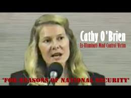 Cathy O Brien Ex-Illuminati Mind Control Victim