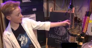 What is God According to 13 year old genius physicist - Max Loughan
