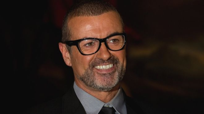 George Michael died at his home on Christmas Day