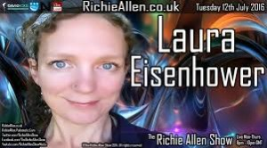 Laura Eisenhower Non-Human Entities Have Enslaved Us & Made Us Forget Who We Really Are!