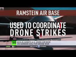 License To Kill Berlin Finally Admits Hosting Key US Drone War Base