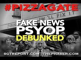 #PIZZAGATE BBC FAKE NEWS, PSYOP DEBUNKED