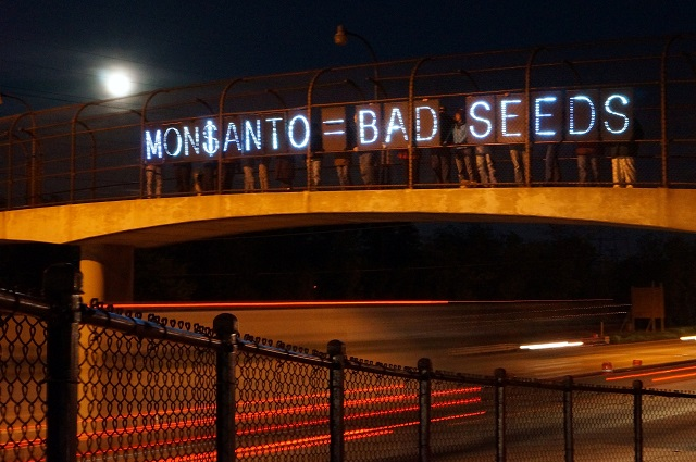 The EPA is a taxpayer-funded, public agency and its dealings with Monsanto should be subject to public scrutiny, particularly given the widespread use of glyphosate herbicide products and the ongoing international debate over the safety of the chemical. (Photo: Joe Brusky / Flickr)