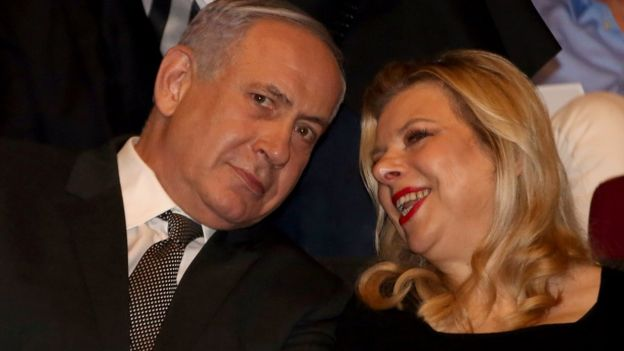 Mr Netanyahu and his wife, Sara, have faced scrutiny several times over the years
