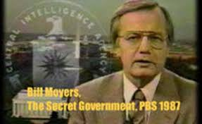 The Secret Government Bill Moyers (1987)