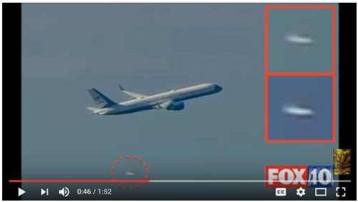 UFO-President-Trump-Plane-1