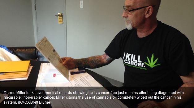 darren miller-cured cancer