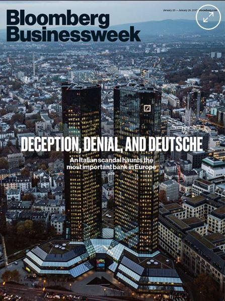 deception at deutsche bank