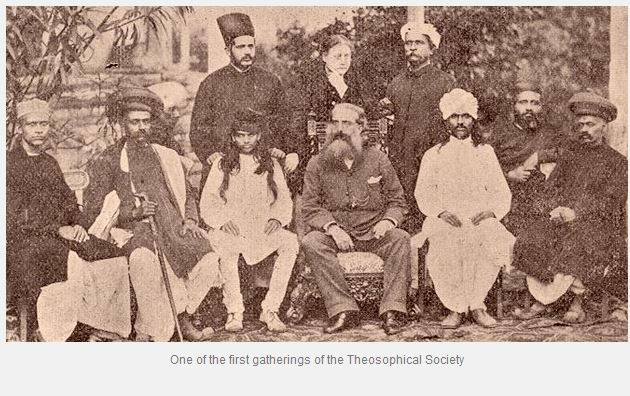 theosophical society