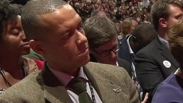 Clive Lewis announced he was resigning shortly before the third reading vote