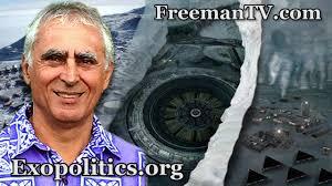 Antarctica Disclosure to Save the World - Dr. Michael Salla