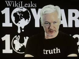 Julian Assange 'When You Read a Newspaper Article, You Are Reading Weaponized Text'