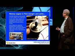Orgone Energy -- A breakthrough that has already happened - GLOBAL BEM conference Nov 2012