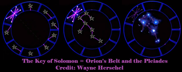 Orion - Pleiades