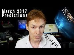 Remote Viewing March 2017 Farsight Predictions