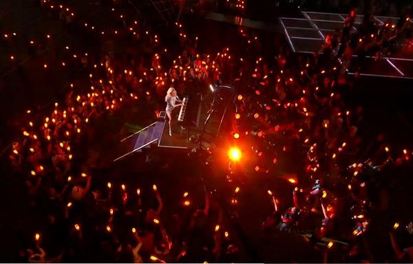 Superbowl-Lady-Gaga-worshipped-Hells-minions2