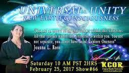 Universal Unity New Earth Consciousness ~ 'Lightships, Excitement & Frequency of Choice'
