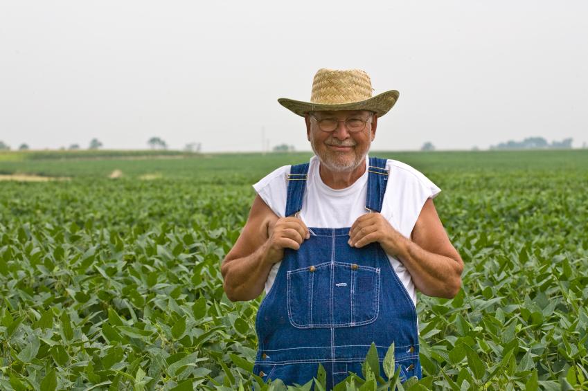 Farmer-Crops