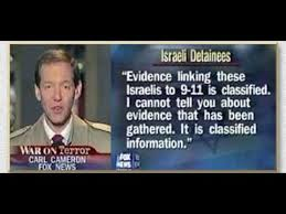 Israel's Pre 911 Spying on and within the U.S (DELETED FOX NEWS CLIP)
