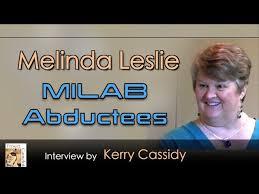 MELINDA LESLIE MILAB ABDUCTEES