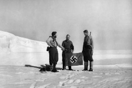 Nazis in Antarctica, 1939