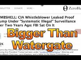 ObamaGate Bombshell - Bigger Than Watergate