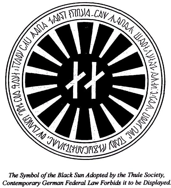 Vril - black sun - Thule