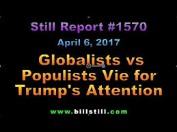 Globalists vs Populists Battle For Trump's Attention