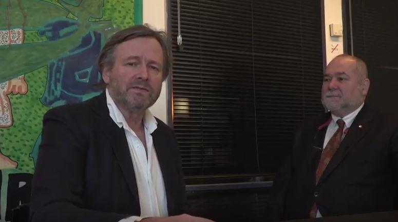 Robert Steel-Norway Interview