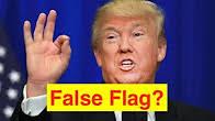 trump false flag