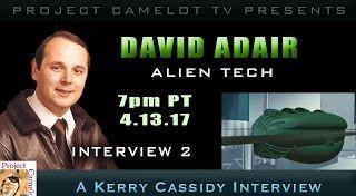 David Adair Alien Tech Two