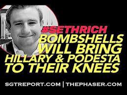 Seth Rich BOMBSHELLS Will Bring Hillary & Podesta To Their Knees -- Bix Weir
